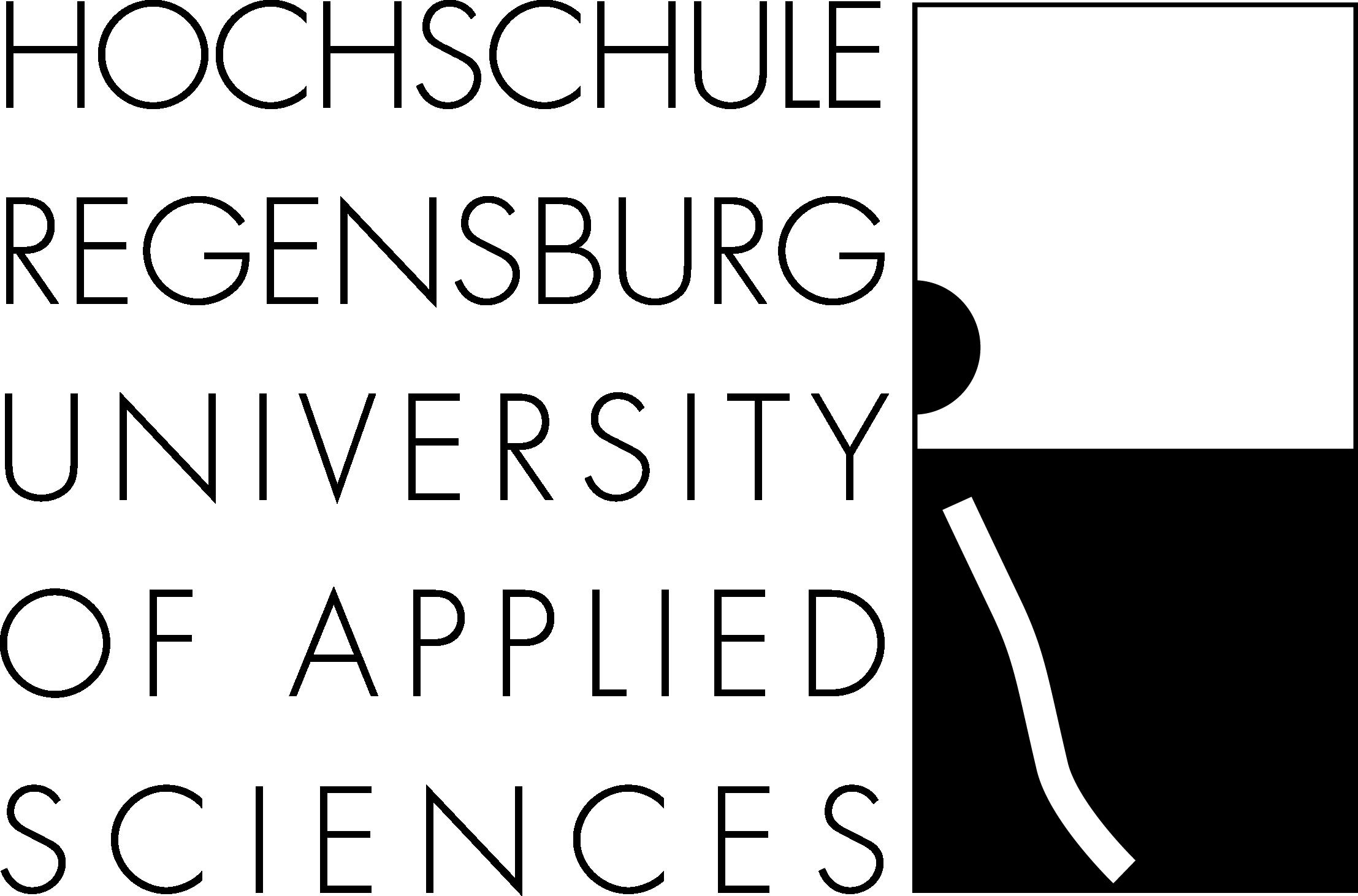 Logo Hochschule für angewandte Wissenschaften Regensburg